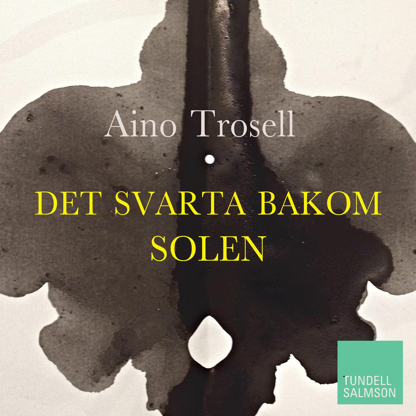 Ljudbok Det svarta bakom solen av Aino Trosell