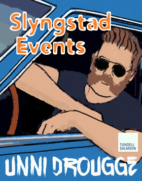 Slyngstad Events, e-bok