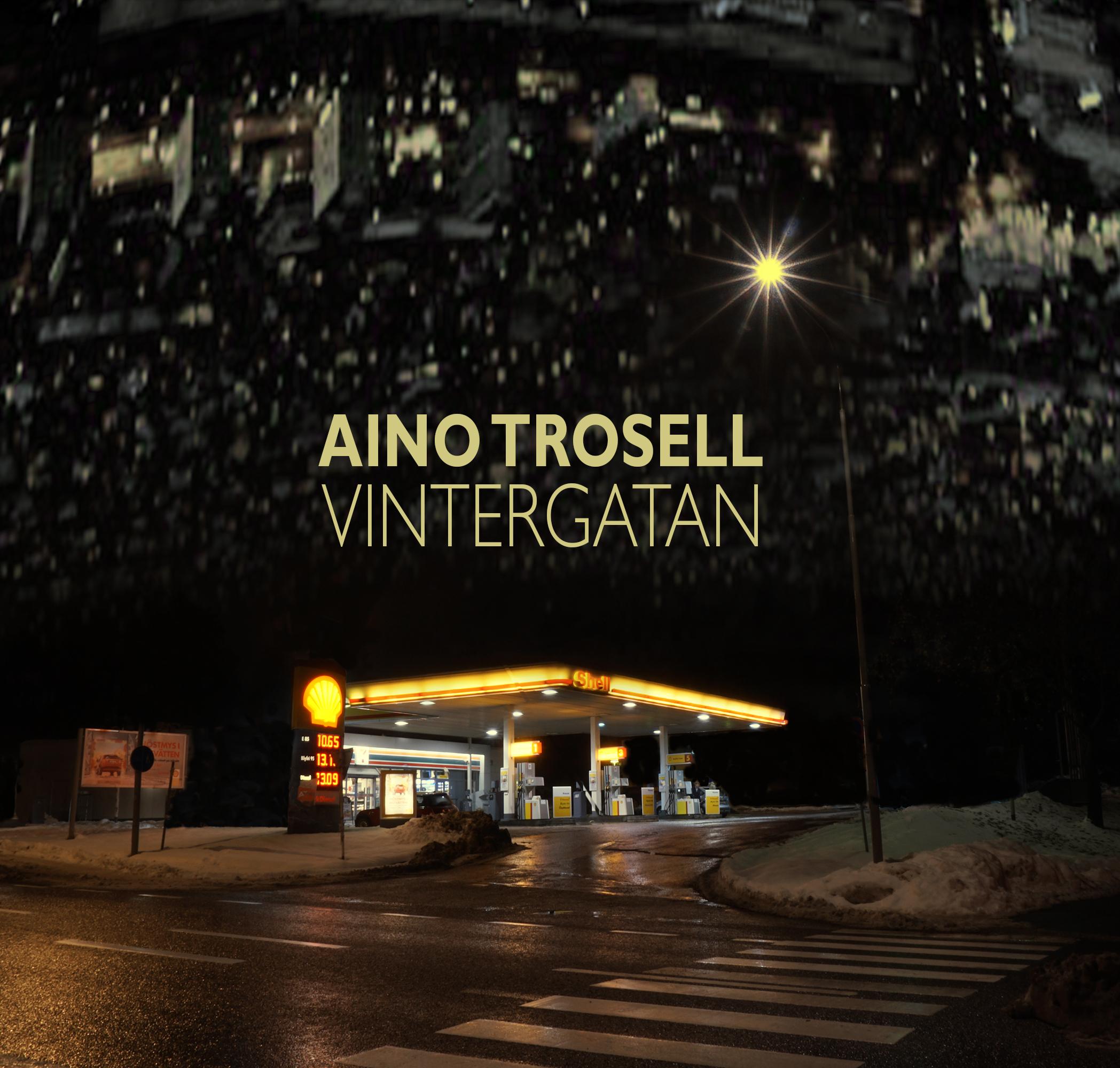 Ljudbok Vintergatan av Aino Trosell
