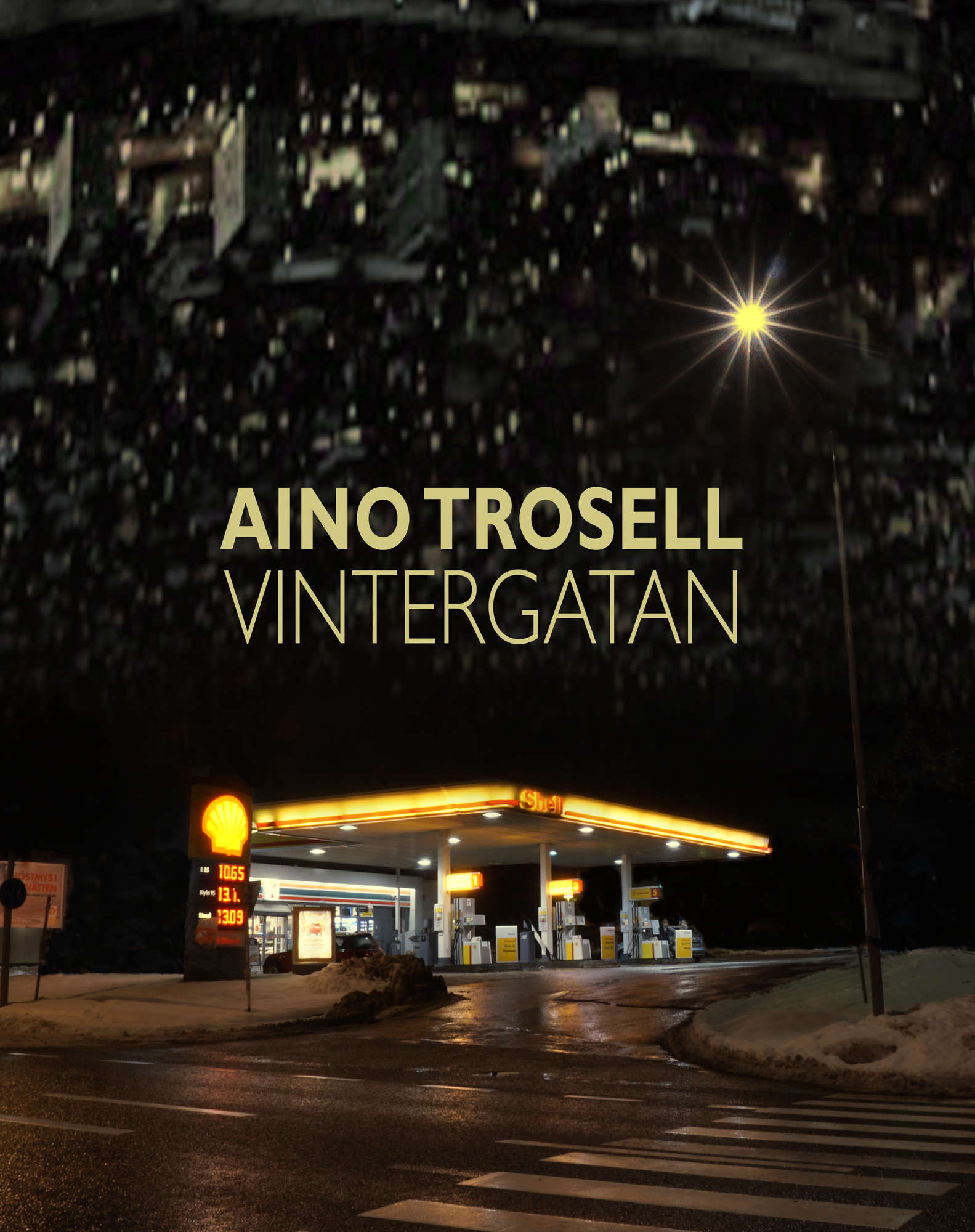 E-bok Vintergatan av Aino Trosell